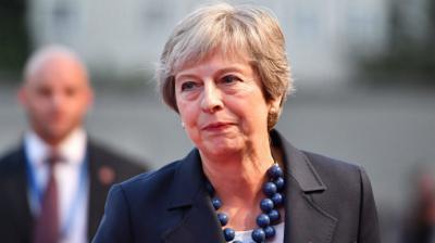 Teresa may, Primera Ministra de Inglaterra