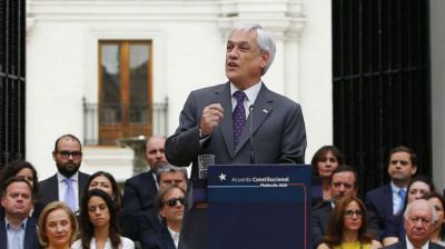 Nueva reforma al fondo de salud en Chile para aliviar las presiones sociales