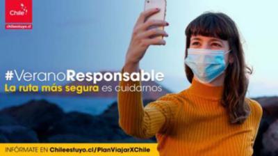 Comenzó campaña «Verano responsable: la ruta más segura es cuidarnos»