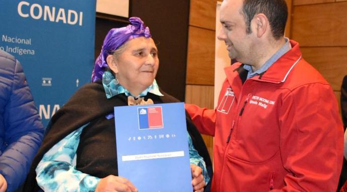 Conadi destinó 2mil 500 millones para reactivar emprendimientos mapuches