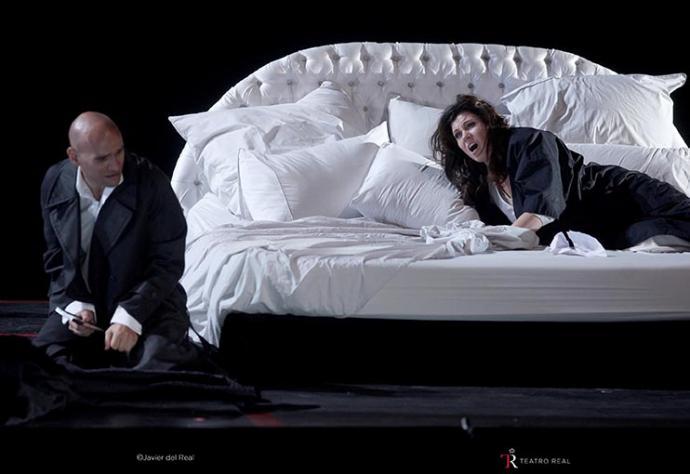 La Traviata, de Verdi, en el Teatro Real
