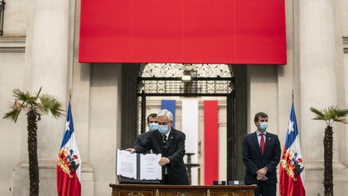 CHILE: Tras convulsa instalación Convención Constitucional de Chile inicia trabajo con gran expectativa