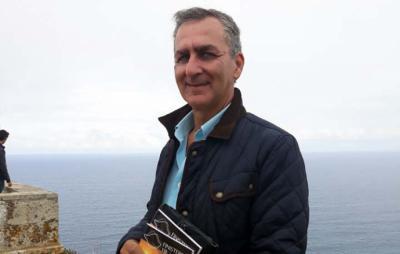 Carlos Sargedas, cineasta y director del evento