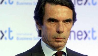 Las mentiras de Aznar el día en que explota la guerra interna en la derecha
