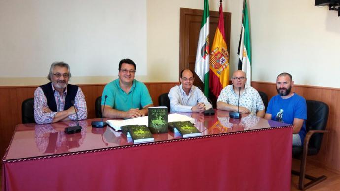 Presentación del Libro 'La Villa De Botija'