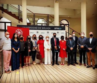 Diputación y Turismo Costa del Sol continúan su apuesta por el flamenco con su apoyo a la Cátedra de Flamencología de Málaga