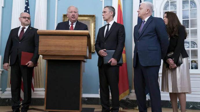 Montenegro se convierte en el miembro 29 de la OTAN