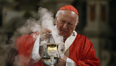 El Arzobispo de Santiago, Ricardo Ezzati, habría tenido conocimiento del hecho y no lo denunció ante la policía.