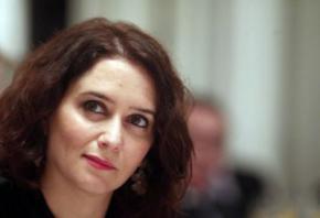 Isabel Díaz Auso - imagen de archivo