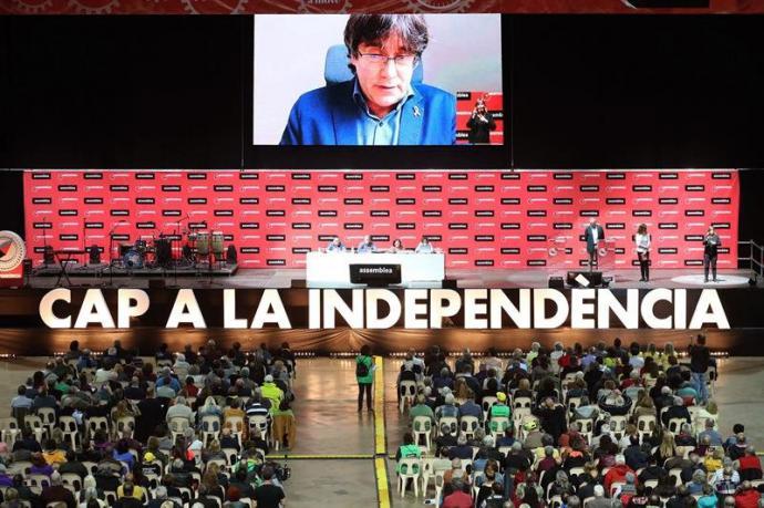 El Supremo considera que Puigdemont puede ser elegible en las europeas del 26M