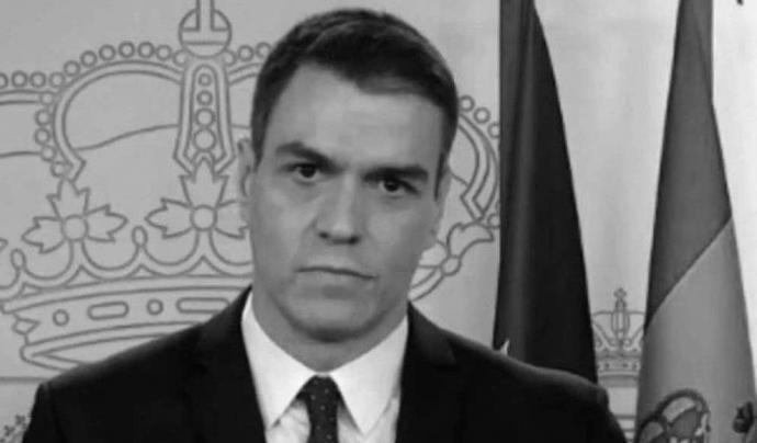 Sánchez lanza su último llamamiento al PP: 'El único instrumento para salvar vidas es la prórroga del estado de alarma'