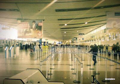 Aeropuerto internacional de Santiago de Chile (imagen de referencia)