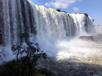 Cataratas de Iiguazú, la fuerza del agua