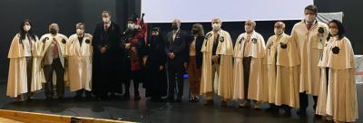 Jornada de promoción del Camino Inglés organizada por la Orden del Camino de Santiago