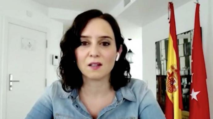 Isabel Díaz Ayuso (imagen de archivo)