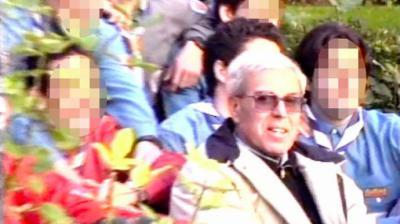 El monje Andreu Soler, en una imagen de archivo