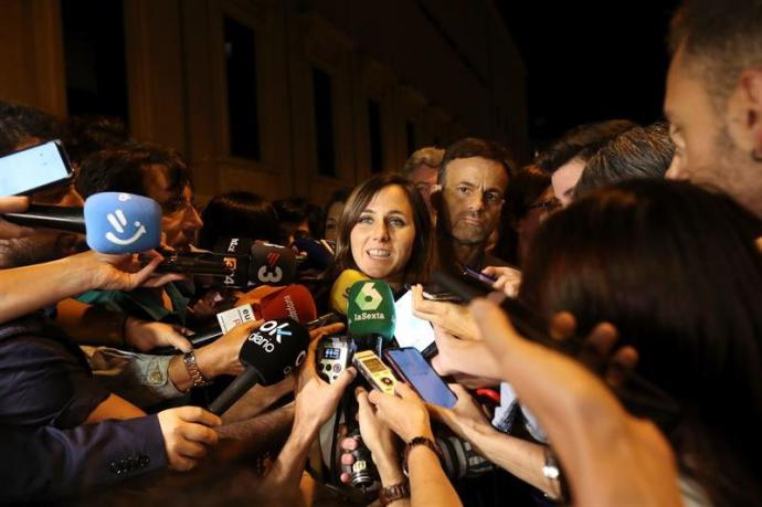 Podemos asegura que constató que el PSOE 'no tiene voluntad de negociar'