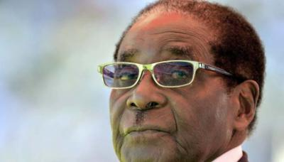 Robert Mugabe, ex presidente de Zimbabue