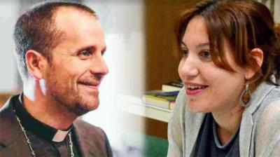 Silvia Caballol y Xavier Novell