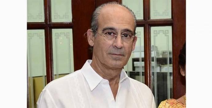 El expresidente de Inassa Edmundo Rodríguez Sobrino  y testaferro de Ignacio González