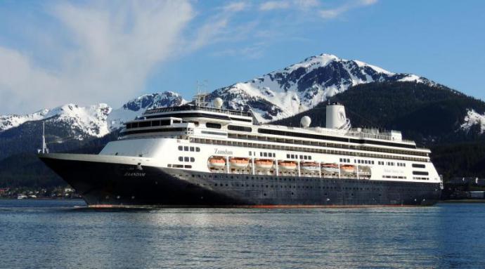 Con 53 recaladas y más de 97 mil viajeros finalizó temporada de cruceros 2018-19