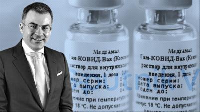 Pedro Mouriño, el amigo gallego de Pablo Casado que negoció la venta de vacunas rusas a la Comunidad de Madrid