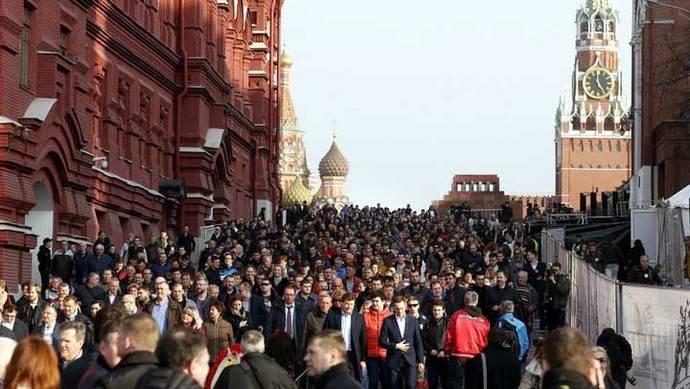 Ocho detenciones por atentado terrorista en San Petersburgo