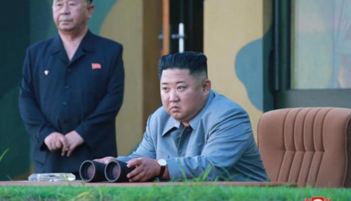 Kim dice que últimos disparos de misiles son 'advertencia' para EE.UU. y Corea del Sur