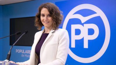 Isabel Díaz Ayuso