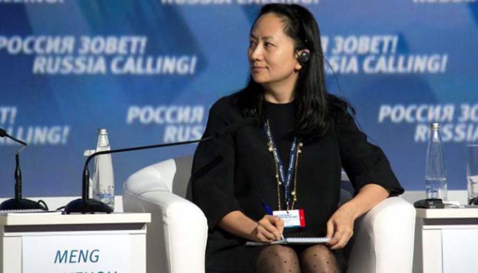 Meng Wanzhou, hija del fundador del gigante chino de las telecomunicaciones Hauwei, se enfrenta a una petición de extradición de Estados Unidos.
