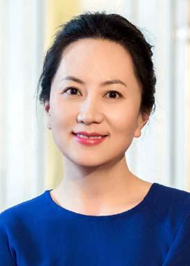 Lo que se sabe de la detención de Meng Wanzhou, directora financiera Huawei