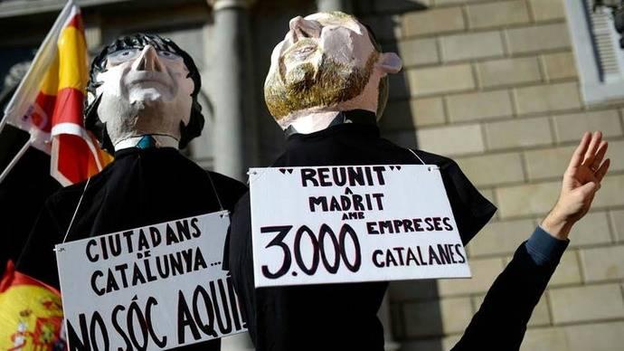 Puigdemont anuncia que por el momento continuará en Bélgica