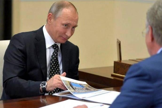 Putin quiere gobernar Rusia por cuarta vez