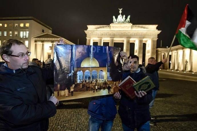 Arabia Saudí condena la decisión 'irresponsable' de Trump sobre Jerusalén