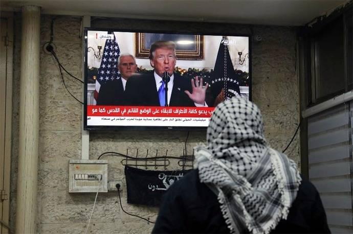 Trump reconoce Jerusalén como la capital de Israel