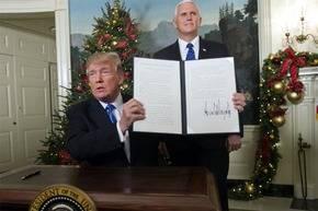 ¿Qué implicaciones tiene que Trump haya reconocido a Jerusalén como capital de Israel?