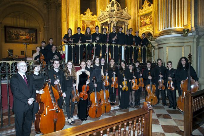 La música de Mozart y Schubert llega el próximo sábado a Málaga de la mano de la Joven Orquesta Barroca de Andalucía