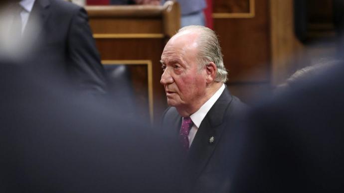 Juan Carlos I (imagen de archibo)