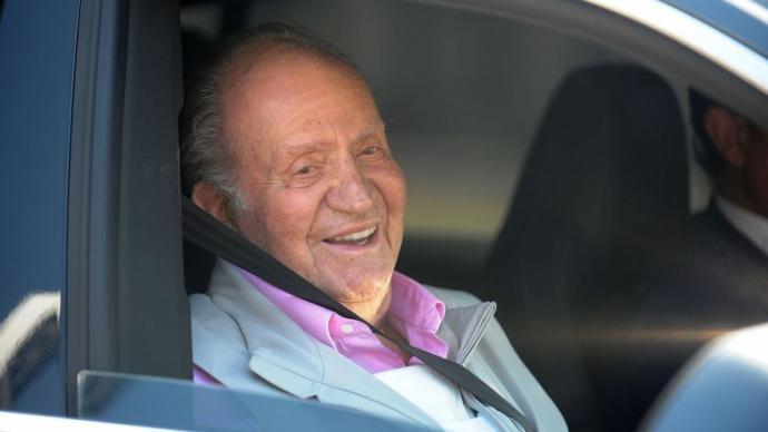 El rey Juan Carlos ordenó en La Zarzuela 'crear una estructura' para ocultar dinero saudí en Suiza, según el abogado Canónica