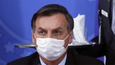 air Bolsonaro posiblemente contagiado de coronavirus