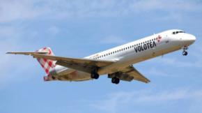 La aerolínea Volotea fue creada en 2011 por los fundadores de Vueling.