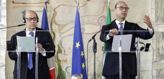Italia no logra apoyo de UE para derivar migrantes a otros puertos