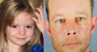 Christian Brueckner es ahora el principal sospechoso de la desaparición de la niña Madeleine McCann.