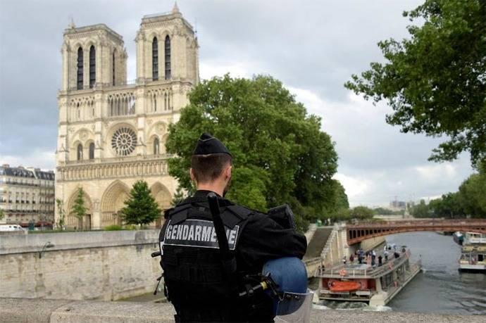 Atacante de Notre Dame juró lealtad al Estado Islámico en un video