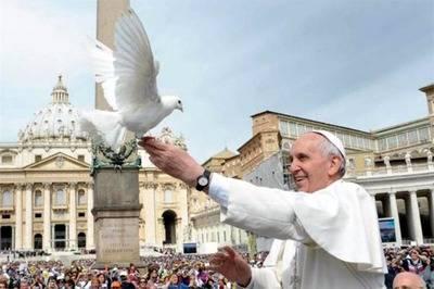 El Papa propone para el jueves