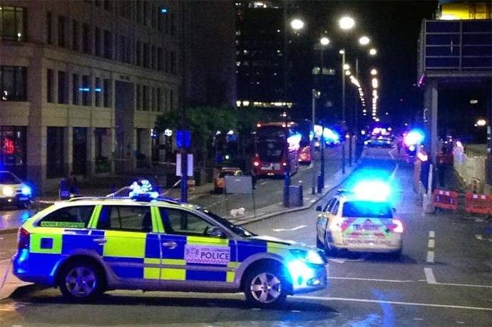 Macron anuncia tercera víctima francesa en atentado de Londres