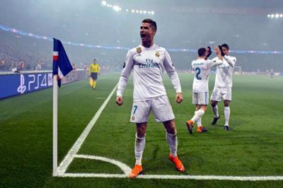 Cristiano Ronaldo sigue sumando récords