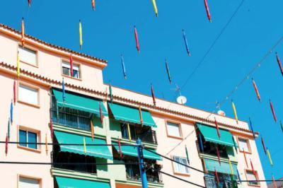 Toldos en el balcón o terraza
