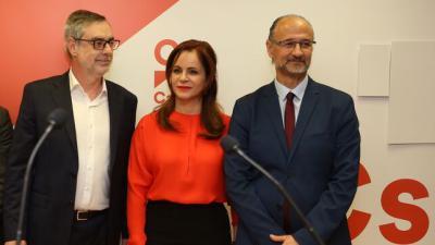 Silvia Clemente, tras anunciar su fichaje por Ciudadanos en Castilla y León