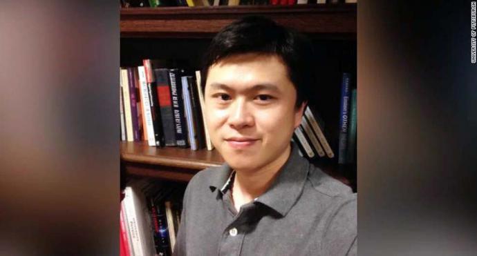 Bing Liu, profesor de la Universidad de Pittsburgh, recibió disparos en la cabeza
